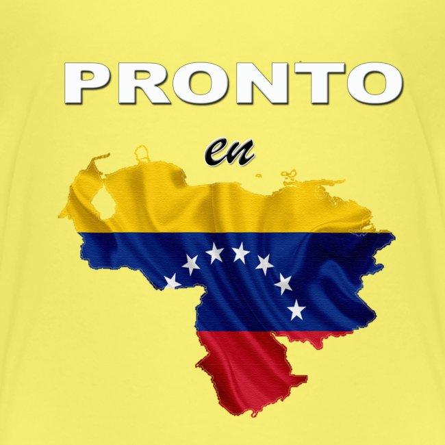 PRONTO EN VENEZUELA
