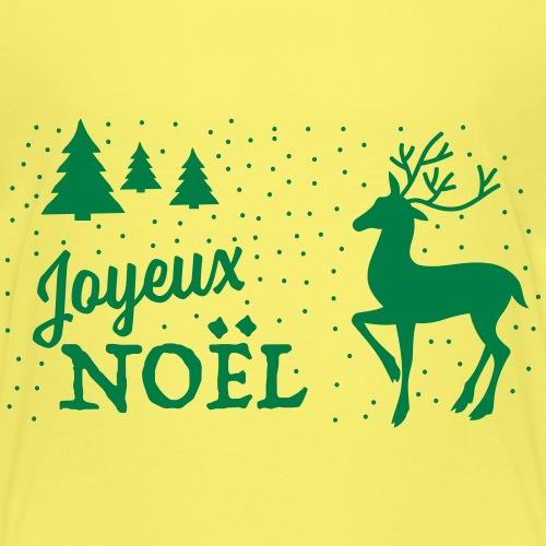 joyeux noël - T-shirt Premium Enfant