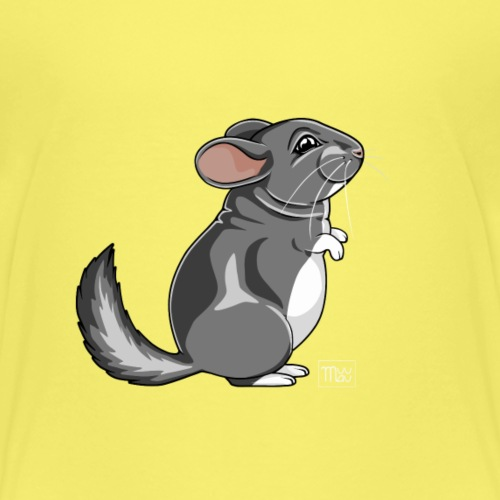 Chinchilla V - Lasten premium t-paita