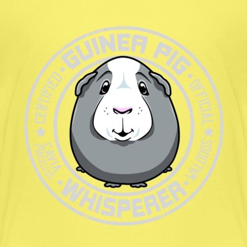 Guinea Pig Whisperer III - Lasten premium t-paita
