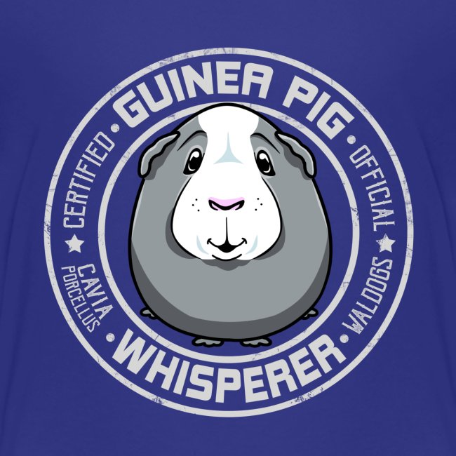 Guinea Pig Whisperer III