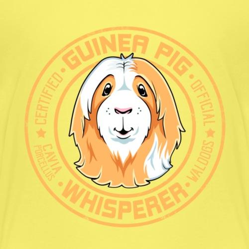 Guinea Pig Whisperer V - Lasten premium t-paita
