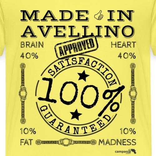 1,02 Prodotto a Avellino - Maglietta Premium per bambini