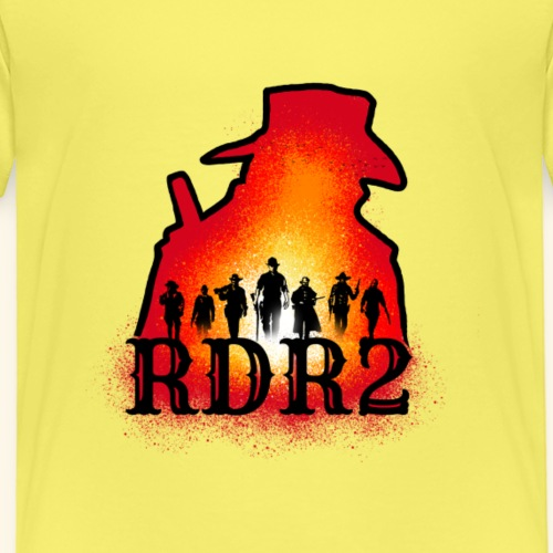 Red cowboys - T-shirt Premium Enfant
