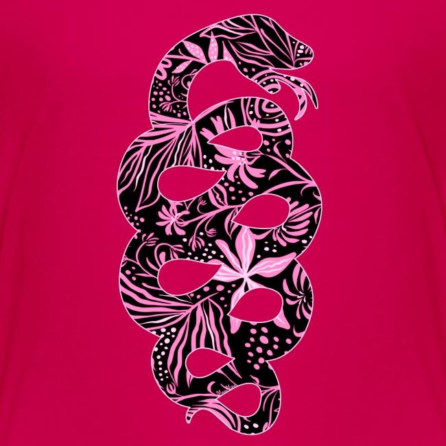Flower Snake IV