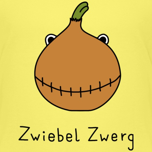 Zwiebel Zwerg - Kinder Premium T-Shirt