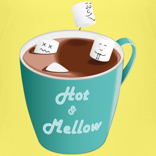 Hot & Mellow - foodcontest - Kids' Premium T-Shirt