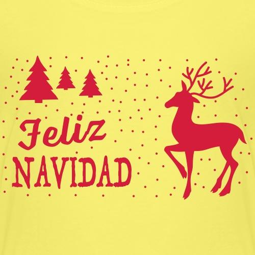 Feliz Navidad - T-shirt Premium Enfant