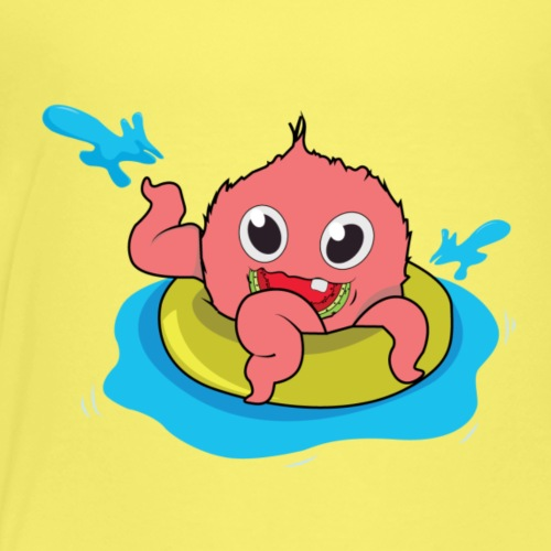 swimming pool - T-shirt Premium Enfant