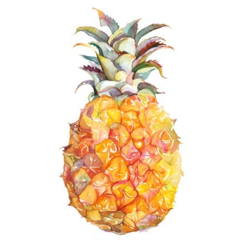 Piña tropical - Camiseta premium niño