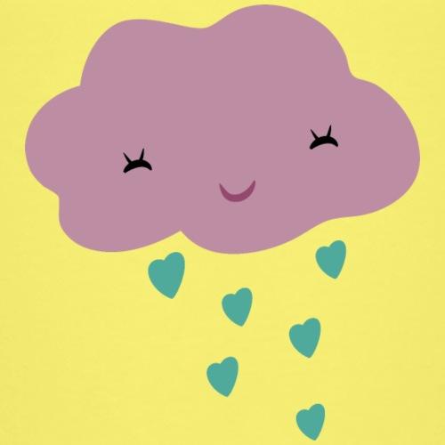 Wolke_mit_Herzchen - Kinder Premium T-Shirt