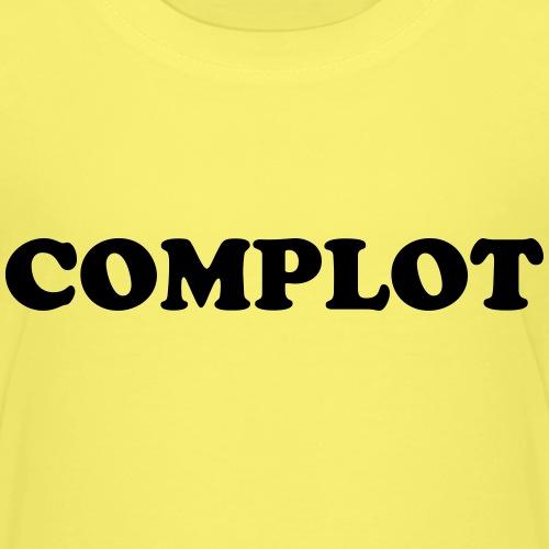 COMPLOT - T-shirt Premium Enfant