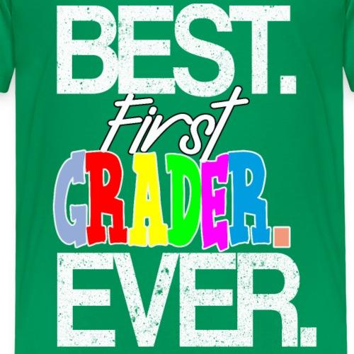 Erste Klasse Schüler Erstklässler Schulafänger - Kinder Premium T-Shirt