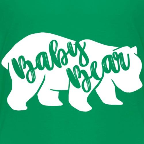 Baby Bear - für Eltern-Baby-Partnerlook - Kinder Premium T-Shirt