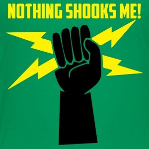 Elektriker: Nothing shooks me! - Kinder Premium T-Shirt
