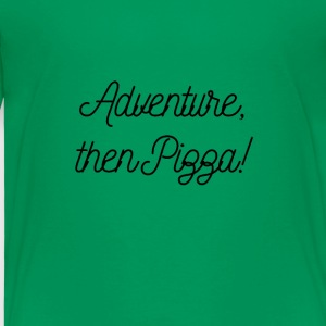 Adventure Pizza - Kinder Premium T-Shirt