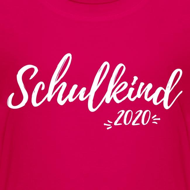 Schulkind 2020 - Einschulung
