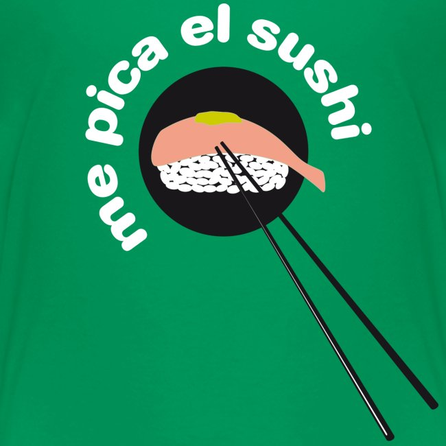 Me pica el sushi