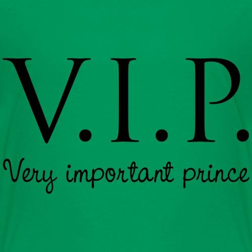 very important prince - Kinder Premium T-Shirt