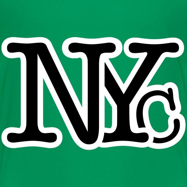 NYC textart
