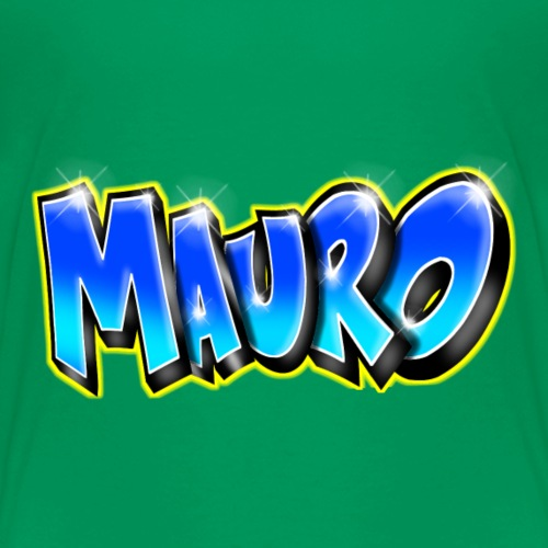 MAURO GRAFFITI NAME - T-shirt Premium Enfant