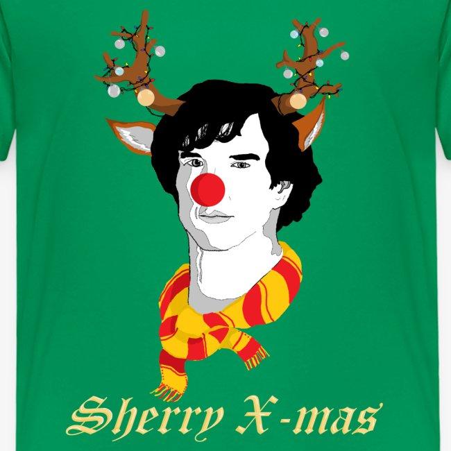 Sherlock Holmes reindeer editie