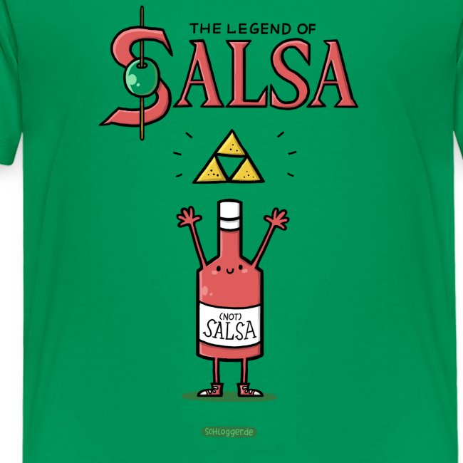 Legend of Salsa