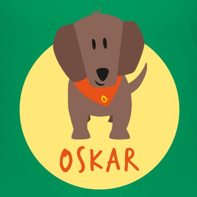 Dackel Oskar von Dachshausen