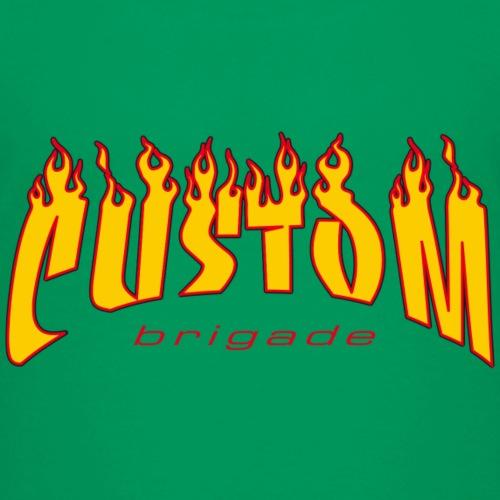 logo cb02 transparent - T-shirt Premium Enfant