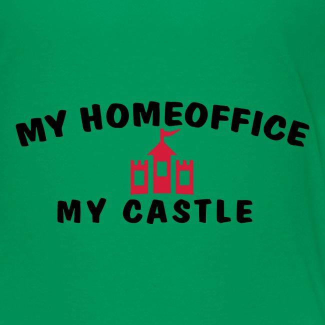 MY HOMEOFFICE MY CASTLE