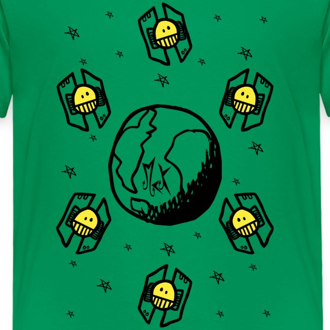 Earth Invaders McKoy