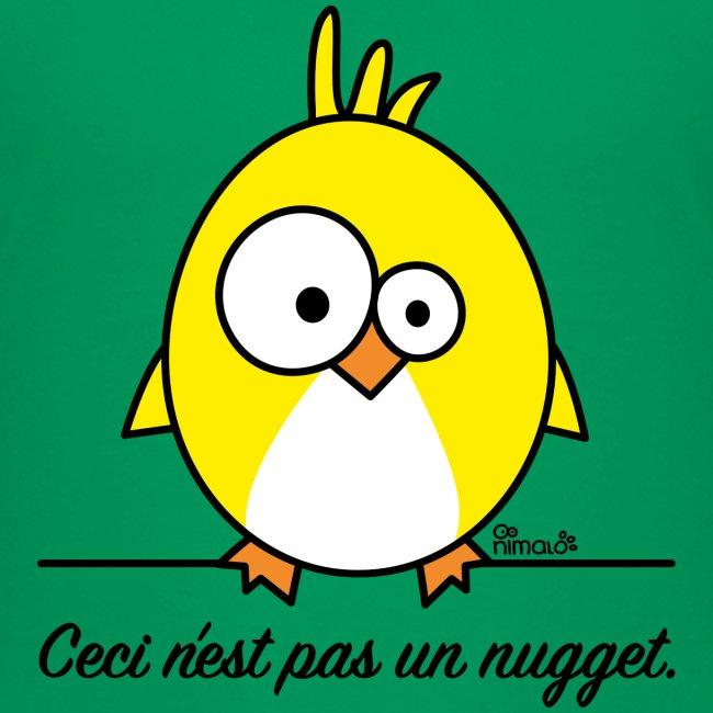 Poussin, Ceci n'est pas un Nugget