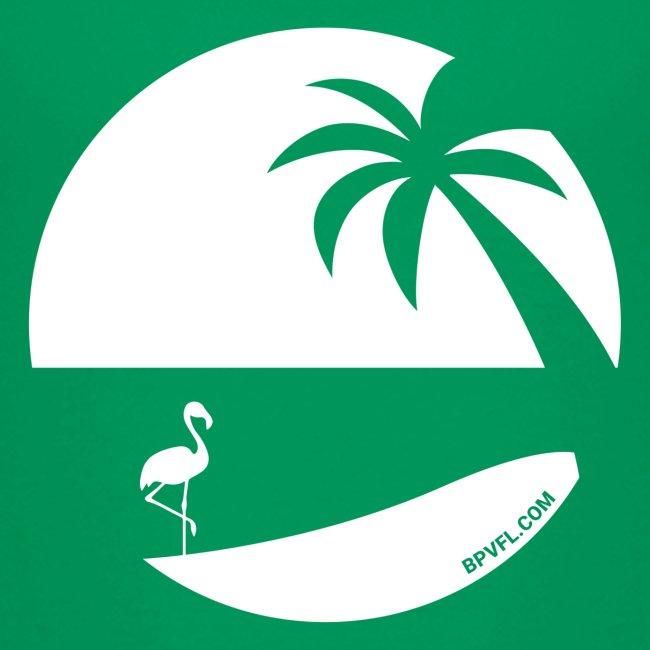 Logo French Floridian blanc