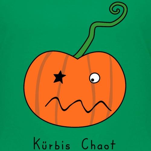 Kuerbis Chaot - Kinder Premium T-Shirt