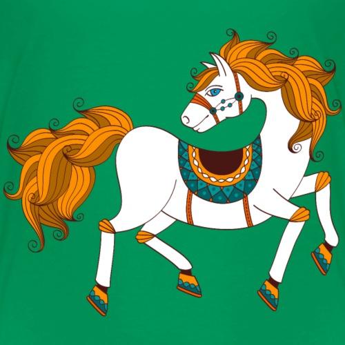 Cheval Blanc - T-shirt Premium Enfant