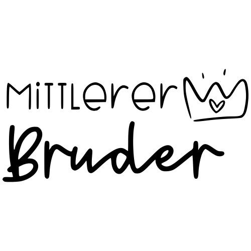 Mittlerer Bruder - Kinder Premium T-Shirt