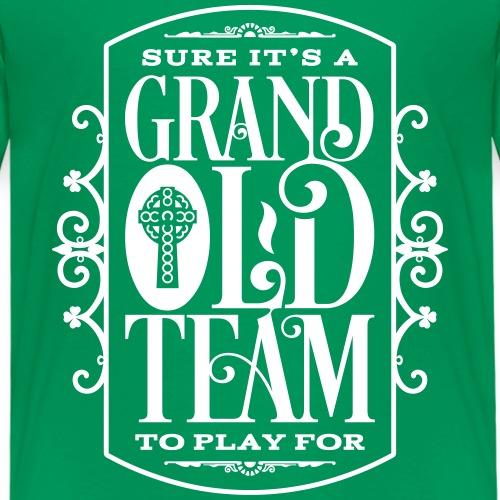 Grand Old Team - Kids' Premium T-Shirt