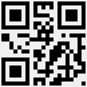 QR-Code: kiss me - Teenager Premium T-Shirt