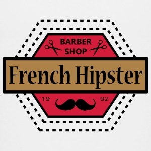 FRENCH HIPSTER - Teenager Premium T-Shirt