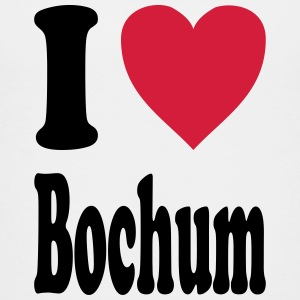 I love Bochum - Teenage Premium T-Shirt
