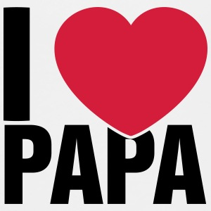 I love Papa - Teenager Premium T-Shirt