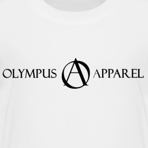 Olympus Apparel Titel Ontwerp - Teenager Premium T-shirt
