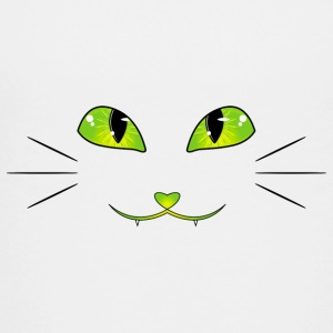cat eyes - Teenage Premium T-Shirt