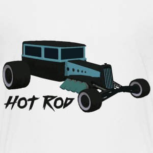 Hot Rod lover v1 - Teenage Premium T-Shirt