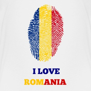 I Love Romania - Teenager Premium T-Shirt