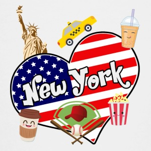 I love New York 2 - Teenager Premium T-Shirt