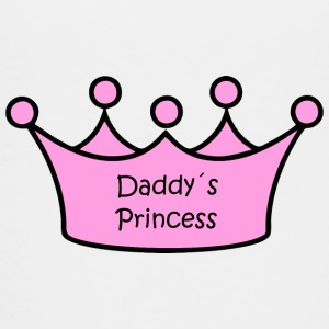 Pappa Princess Crown - Premium-T-shirt tonåring
