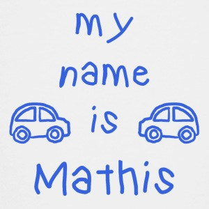 MATHIS MY NAME IS - T-shirt Premium Ado