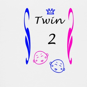 Shirts and More Twins Boy Girl Couples - Teenage Premium T-Shirt