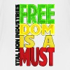 Freedom is a must - Teenage Premium T-Shirt